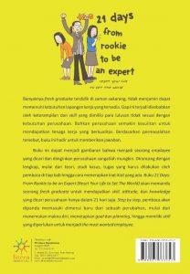 buku 21 days from rookie to be an expert